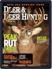 Deer & Deer Hunting (Digital) Subscription October 1st, 2018 Issue