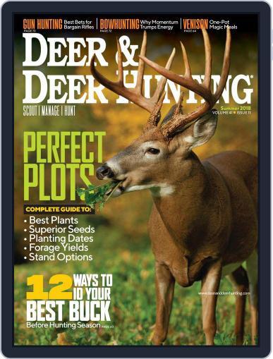 Deer & Deer Hunting (Digital) May 2nd, 2018 Issue Cover