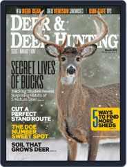 Deer & Deer Hunting (Digital) Subscription March 1st, 2018 Issue