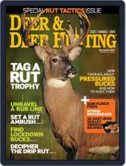 Deer & Deer Hunting (Digital) Subscription November 1st, 2017 Issue