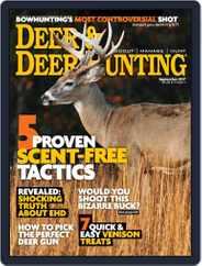 Deer & Deer Hunting (Digital) Subscription September 1st, 2017 Issue