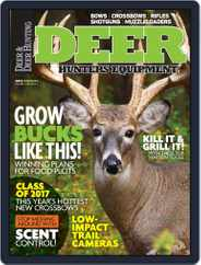 Deer & Deer Hunting (Digital) Subscription August 15th, 2017 Issue