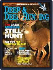 Deer & Deer Hunting (Digital) Subscription August 1st, 2017 Issue