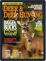 Deer & Deer Hunting (Digital) Subscription July 1st, 2017 Issue