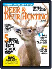 Deer & Deer Hunting (Digital) Subscription March 1st, 2017 Issue