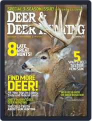 Deer & Deer Hunting (Digital) Subscription January 1st, 2017 Issue