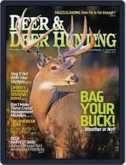 Deer & Deer Hunting (Digital) Subscription December 1st, 2016 Issue