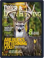 Deer & Deer Hunting (Digital) Subscription August 2nd, 2016 Issue