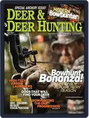 Deer & Deer Hunting (Digital) Subscription July 19th, 2016 Issue