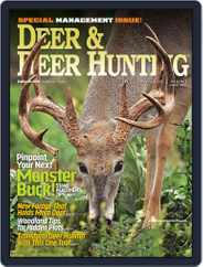 Deer & Deer Hunting (Digital) Subscription May 10th, 2016 Issue