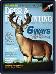Deer & Deer Hunting (Digital) Subscription March 29th, 2016 Issue