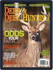 Deer & Deer Hunting (Digital) Subscription November 1st, 2015 Issue
