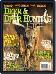 Deer & Deer Hunting (Digital) Subscription October 1st, 2015 Issue