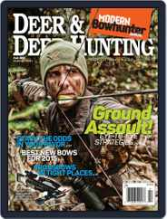 Deer & Deer Hunting (Digital) Subscription July 21st, 2015 Issue