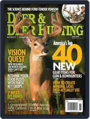 Deer & Deer Hunting (Digital) Subscription March 31st, 2015 Issue