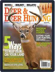 Deer & Deer Hunting (Digital) Subscription February 28th, 2015 Issue