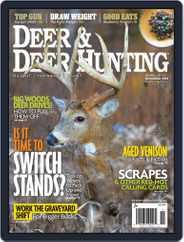 Deer & Deer Hunting (Digital) Subscription October 8th, 2014 Issue