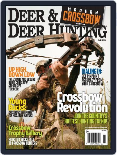 Deer & Deer Hunting July 23rd, 2014 Digital Back Issue Cover