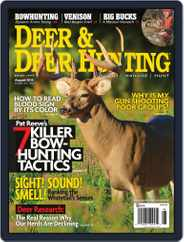 Deer & Deer Hunting (Digital) Subscription June 10th, 2014 Issue