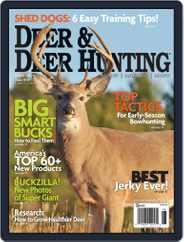 Deer & Deer Hunting (Digital) Subscription April 1st, 2014 Issue