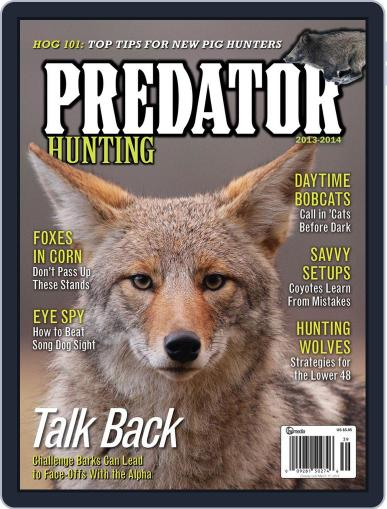 Deer & Deer Hunting (Digital) December 17th, 2013 Issue Cover