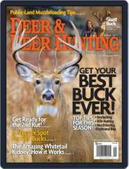 Deer & Deer Hunting (Digital) Subscription November 5th, 2013 Issue