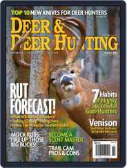 Deer & Deer Hunting (Digital) Subscription September 3rd, 2013 Issue