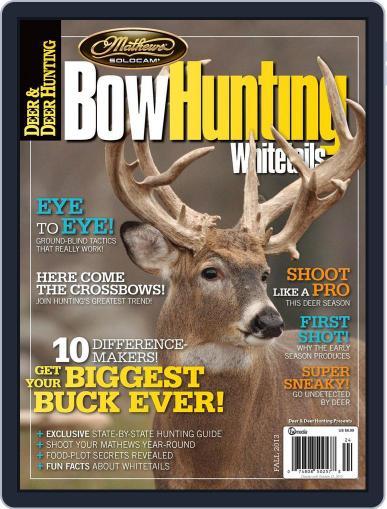Deer & Deer Hunting (Digital) July 23rd, 2013 Issue Cover