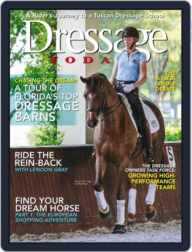 Dressage Today (Digital) June 1st, 2015 Issue Cover