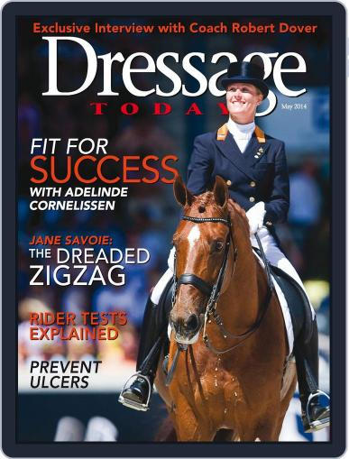 Dressage Today April 29th, 2014 Digital Back Issue Cover
