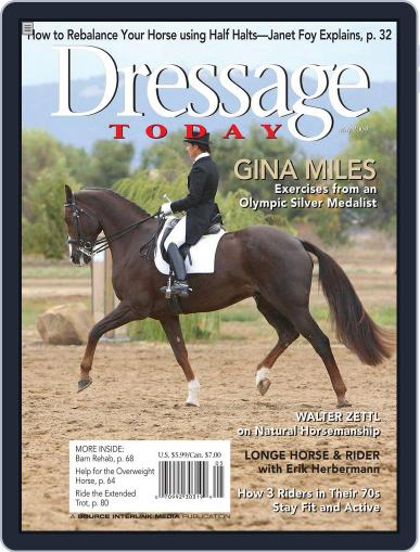 Dressage Today (Digital) April 28th, 2009 Issue Cover