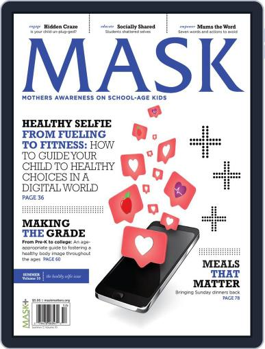 Mask The (Digital) July 1st, 2020 Issue Cover