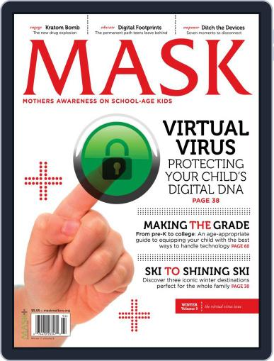 Mask The (Digital) November 8th, 2019 Issue Cover