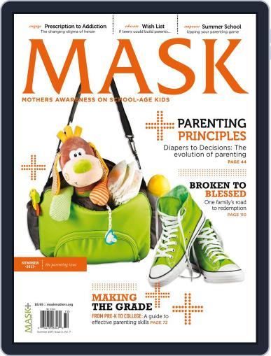 Mask The (Digital) May 1st, 2017 Issue Cover