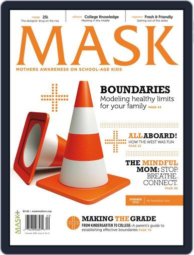 Mask The (Digital) May 15th, 2016 Issue Cover