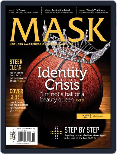 Mask The (Digital) November 29th, 2012 Issue Cover