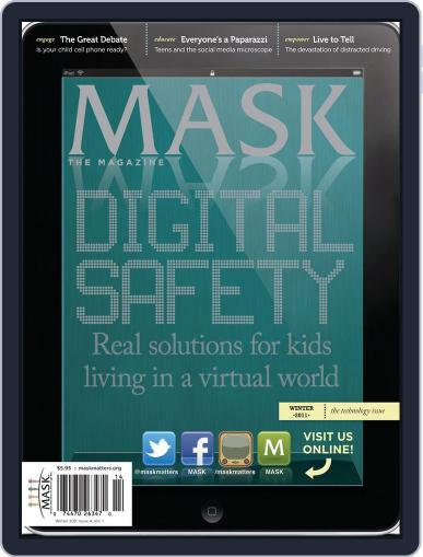 Mask The (Digital) November 23rd, 2011 Issue Cover