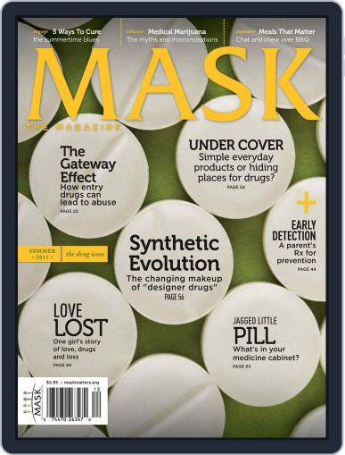 Mask The (Digital) May 11th, 2011 Issue Cover