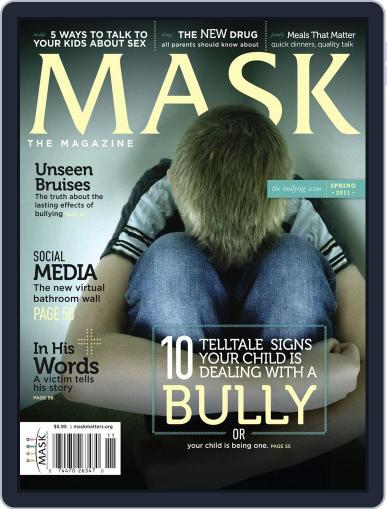 Mask The (Digital) March 12th, 2011 Issue Cover