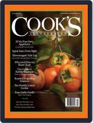 Cook's Illustrated (Digital) Subscription November 1st, 2019 Issue