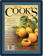 Cook's Illustrated (Digital) Subscription July 1st, 2019 Issue