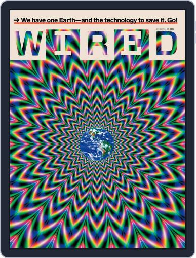 WIRED (Digital) April 1st, 2020 Issue Cover