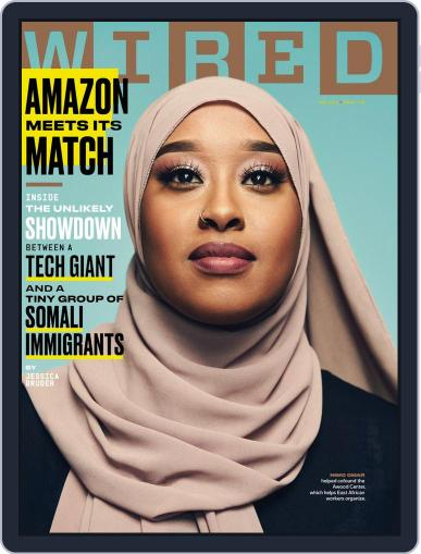WIRED (Digital) December 1st, 2019 Issue Cover
