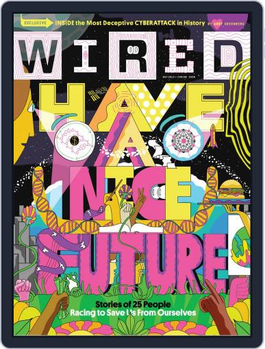 WIRED (Digital) November 1st, 2019 Issue Cover
