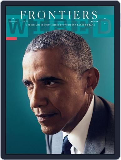 WIRED November 1st, 2016 Digital Back Issue Cover