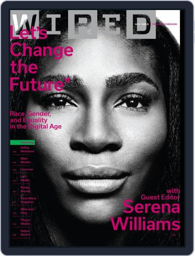 WIRED (Digital) October 20th, 2015 Issue Cover