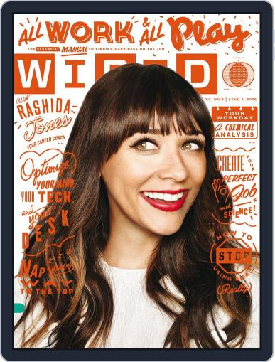 WIRED (Digital) June 23rd, 2015 Issue Cover