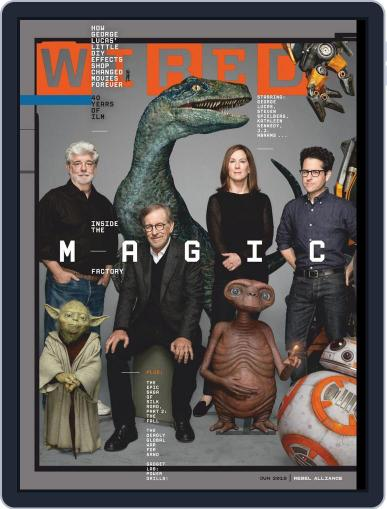 WIRED (Digital) June 1st, 2015 Issue Cover