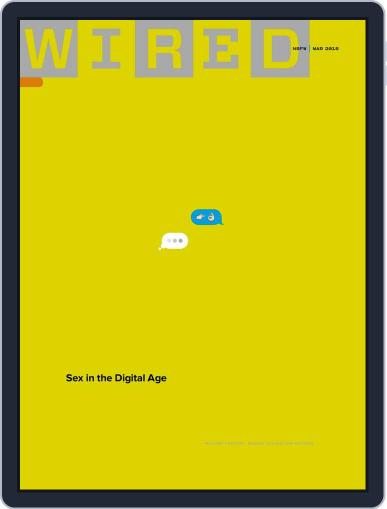 WIRED (Digital) February 17th, 2015 Issue Cover