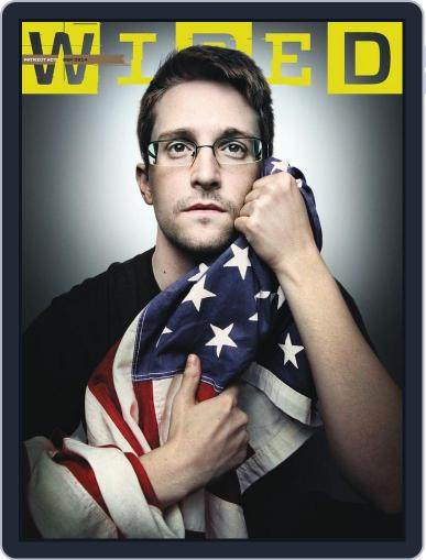 WIRED August 13th, 2014 Digital Back Issue Cover
